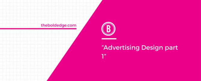 """Advertising Design part 1"" is locked Advertising Design part 1"