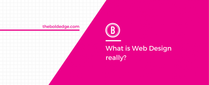 What is Web Design really?